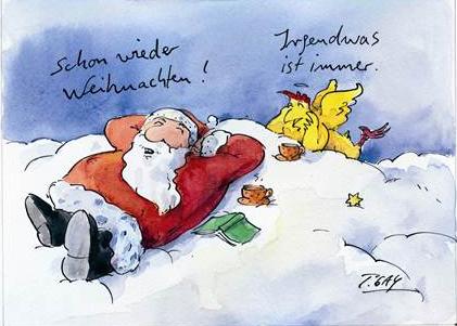 Familien- Weihnachtsfeier @ Clubheim